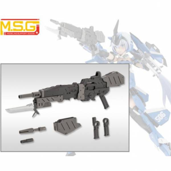 [再販] KOTOBUKIYA 壽屋 MSG武裝零件 RW007 雙連麥格農 組裝模型 Kotobukiya,MSG武裝零件,RW007,雙連麥格農