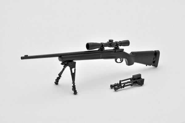 Tomytec / 1/12 / 迷你武裝 / LA021 / M24SWS 型 狙擊步槍 Tomytec,1/12,迷你武裝,LA021,M24SWS Type