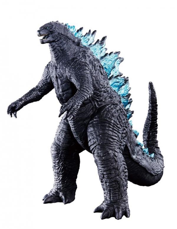 BANDAI / 怪獸王系列軟膠 / 哥吉拉2019Ver. BANDAI,哥吉拉,Godzilla,怪獸王,軟膠,哥吉拉2019