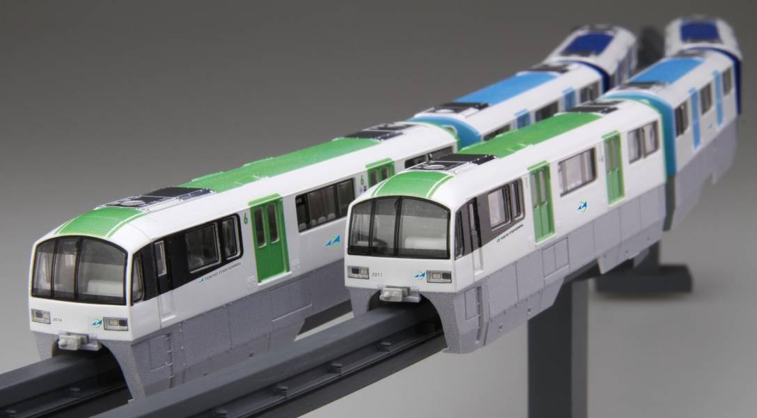 1/150 東京單軌電車 2000型 六輛編成 FUJIMI STR15EX1 富士美 組裝模型 FUJIMI,STR,電車,1000型,20002000型,單軌,