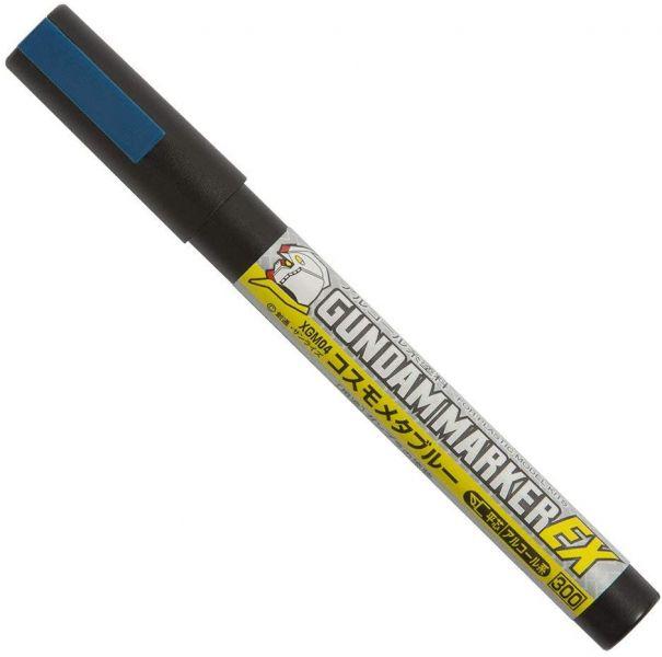 Gsi 郡氏 Mr.HOBBY 鋼彈麥克筆EX 銀河金屬藍 XGM04 模型製作工具 Gsi 郡氏 Mr.HOBBY 鋼彈麥克筆EX 銀河金屬藍 XGM04 模型製作工具
