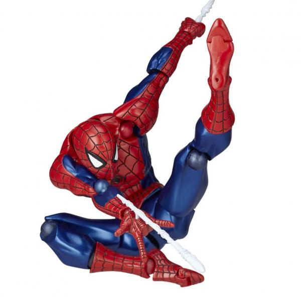 KAIYODO 山口式 轉輪 002 漫威 蜘蛛人 SPIDERMAN 可動公仔 KAIYODO,山口式,轉輪,002,漫威,蜘蛛人,SPIDERMAN