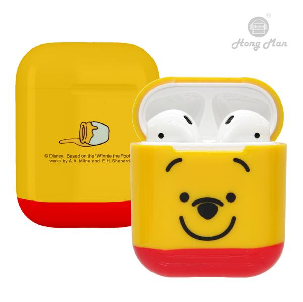 CAMINO / 迪士尼 / AirPods硬式保護套 / 小熊維尼 CAMINO,迪士尼,AirPods,保護套,小熊維尼