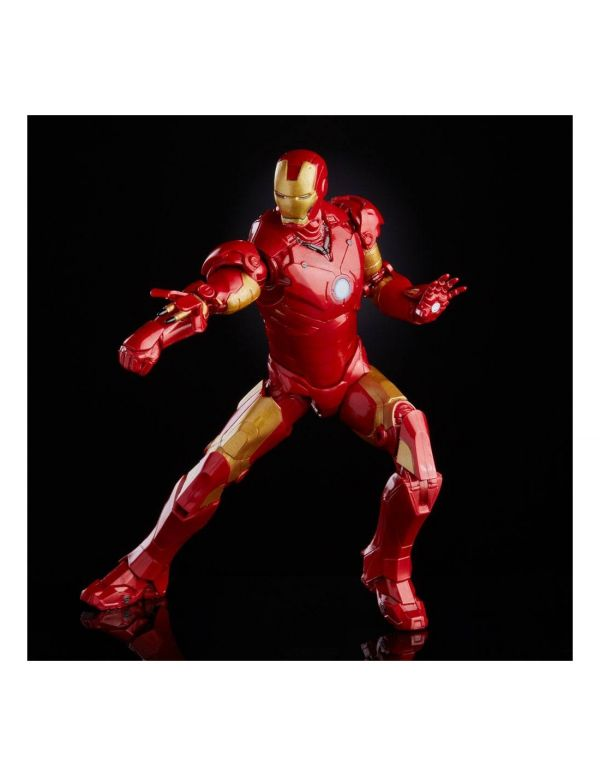 Hasbro 孩之寶 6吋 漫威 MARVEL 無限傳奇 傳奇人物 鋼鐵人MK III 可動完成品   Hasbro,孩之寶,6吋,漫威,MARVEL,無限傳奇,傳奇人物, 鋼鐵人MK III,可動完成品,