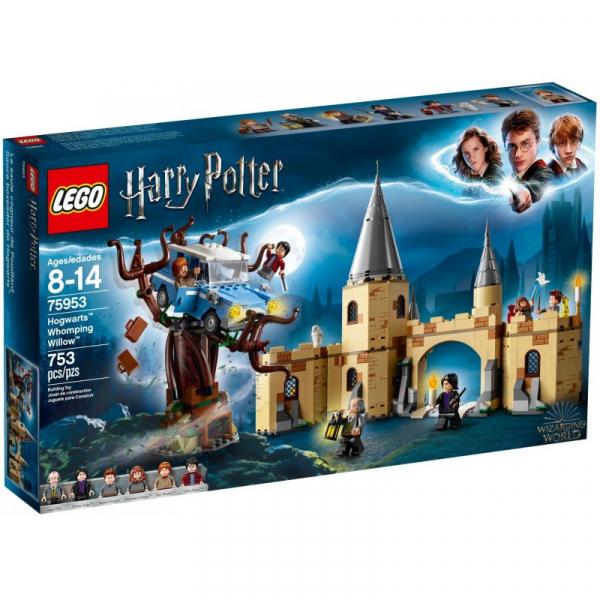 LEGO 樂高 哈利波特系列 75953 霍格華茲魔法柳樹 LEGO,樂高,75953ㄝ霍格華茲魔法柳樹