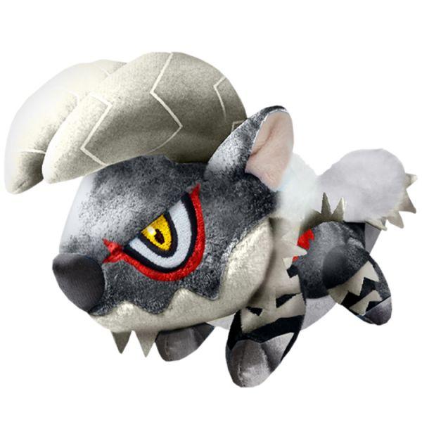 CAPCOM 魔物獵人世界 獄狼龍 絨毛玩偶  CAPCOM,魔物獵人世界,絨毛玩偶,金火龍,銀火龍,獄狼龍
