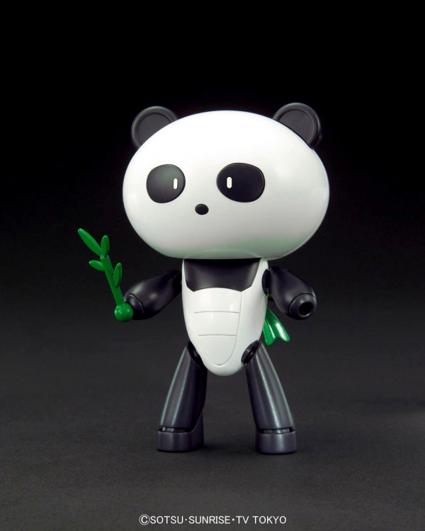 BANDAI HGPG 1/144 #07 熊貓凱 鋼彈創鬥者 組裝模型 鋼彈創鬥者,熊貓凱