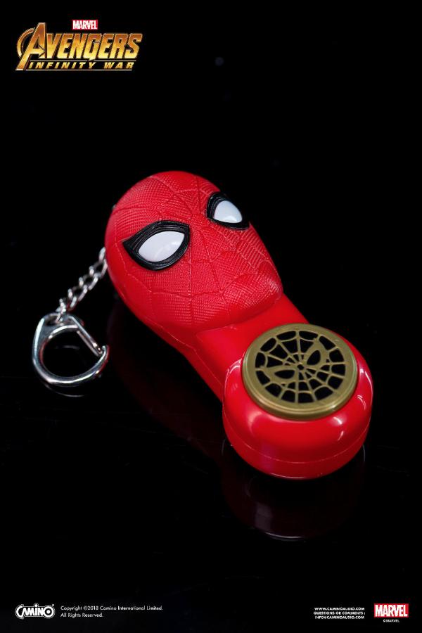 CAMINO / 漫威MARVEL / 復仇者聯盟3 無限之戰 / 蜘蛛人 / LED手電筒鑰匙圈 CAMINO,復仇者聯盟3,無限之戰,LED,手電筒,鑰匙圈,蜘蛛人,MARVEL,漫威