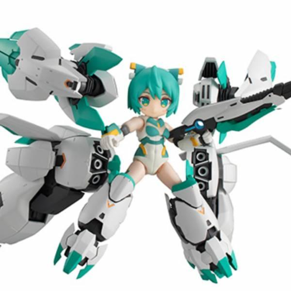 MEGAHOUSE 盒玩 DESKTOP ARMY 機戰少女Alice GANESHA 裝備 MegaHouse,盒玩,DESKTOP ARMY,機戰少女Alice,GANESHA,裝備