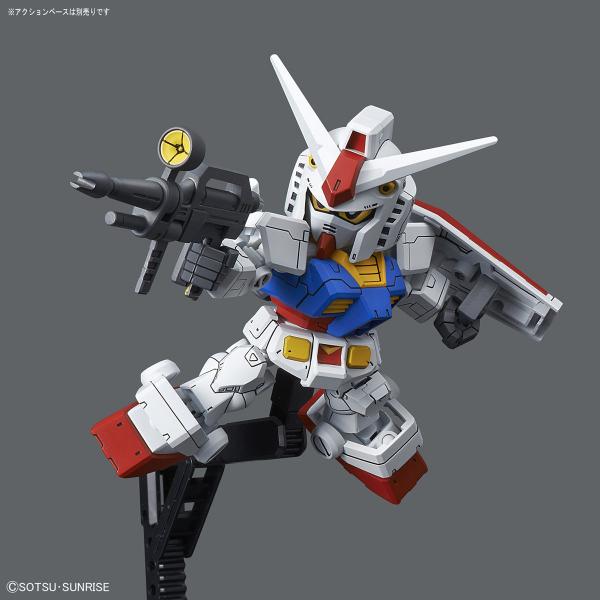 BANDAI SDCS #01 RX-78-2 鋼彈 一級玩家 SDCS,初鋼,鋼彈,骨架