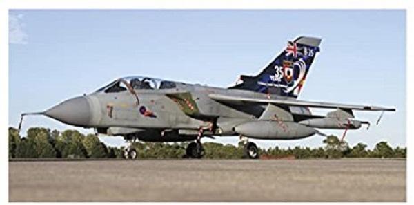 Hasegawa 1/72 Tornado GR.4/IDS TTTE 35週年紀念 組裝模型 Hasegawa, 1/72, Tornado GR.4/IDS TTTE 35週年紀念, 組裝模型