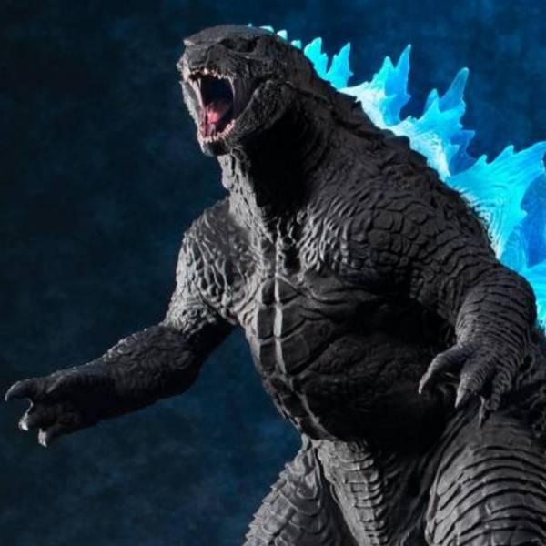 [LED聲光效果] MegaHouse / UA Monsters / 哥吉拉2 怪獸之王 / 哥吉拉2019 LED聲光雕像 MegaHouse,UA Monsters,哥吉拉2 怪獸之王,哥吉拉2019,LED,雕像