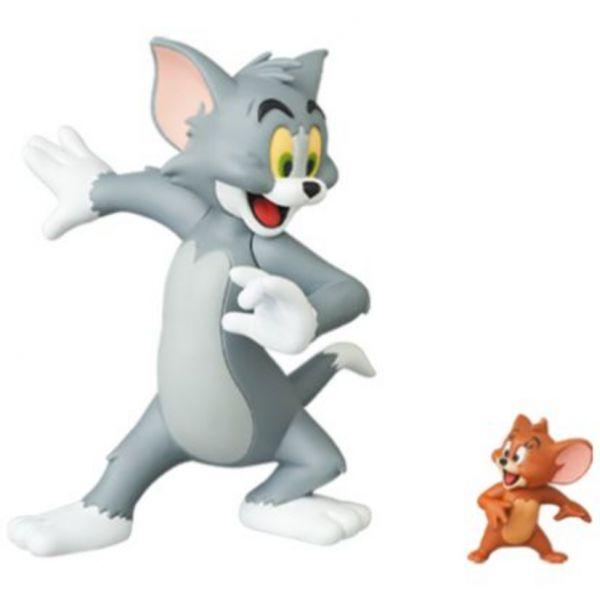 Medicom Toy UDF NO.600 湯姆貓與傑利鼠 湯姆與傑利 TOM and JERRY Medicom Toy,UDF,NO.600,湯姆貓與傑利鼠,湯姆與傑利,TOM and JERRY