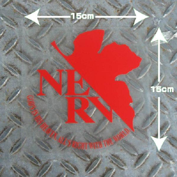 COSPA 新世紀福音戰士 EVA NERV組織 貼紙  COSPA,新世紀福音戰士,EVA, NERV貼紙