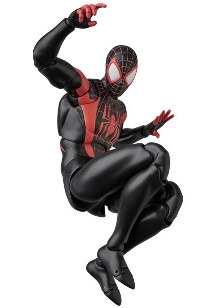 Medicom Toy MAFEX NO.092 漫威MARVEL 蜘蛛人 / 麥爾斯莫拉雷斯 Miles Morales Medicom Toy,MAFEX NO.092,漫威MARVEL,蜘蛛人,麥爾斯莫拉雷斯,Miles Morales