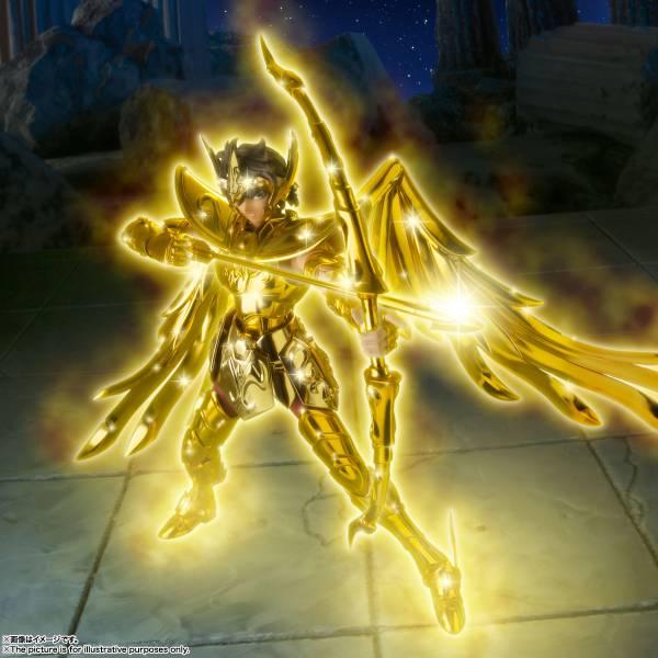 BANDAI 聖鬥士聖衣神話EX 射手座 艾奧羅斯 REVIVAL Ver. BANDAI 聖鬥士聖衣神話EX 射手座 艾奧羅斯 REVIVAL Ver.