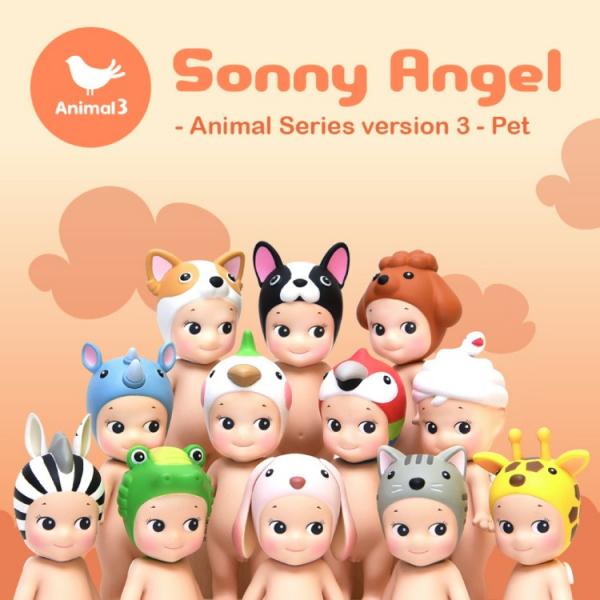 DREAMS 盒玩 SonnyAngel Minifigure 動物系列3 全12種+1隱藏 盲盒 DREAMS,盒玩,SonnyAngel,Minifigure,動物系列3