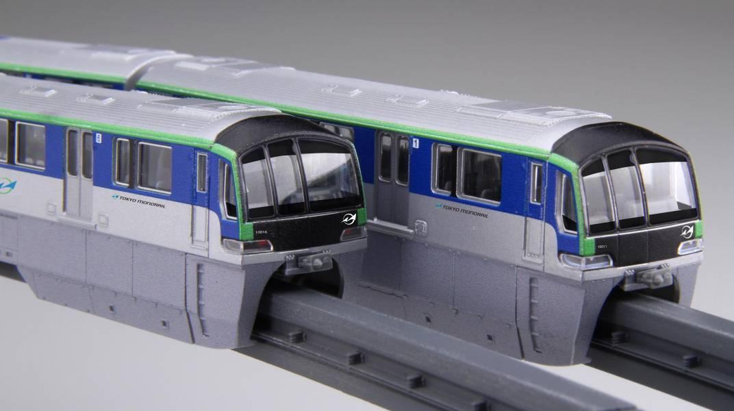 1/150 東京單軌電車 1000型 六輛編成 FUJIMI STR14EX1 富士美 組裝模型 FUJIMI,STR,電車,1000型,20002000型,單軌,
