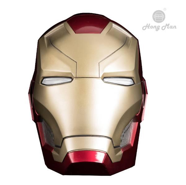 CAMINO 1/1 MARVEL 漫威 / 復仇者聯盟 / 鋼鐵人 MK46 頭盔造型藍牙喇叭 CAMINO,復仇者聯盟,MARVEL,漫威,鋼鐵人,iron man,MK46,藍芽喇叭