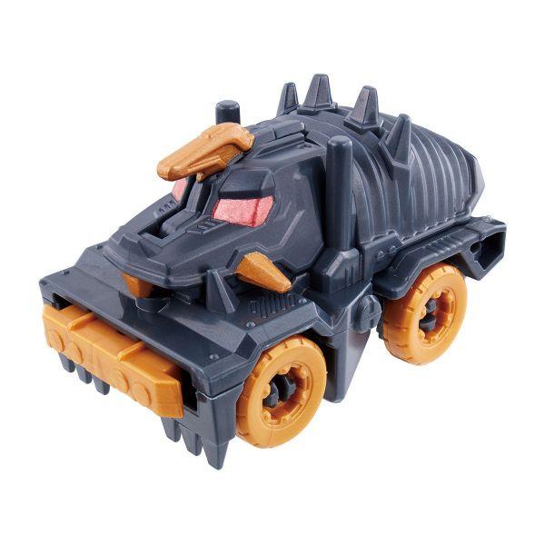 BANDAI / 奧特曼 超人力霸王變形車 / 怪獸 布萊克王 BANDAI,奧特曼,變形車,布萊克王