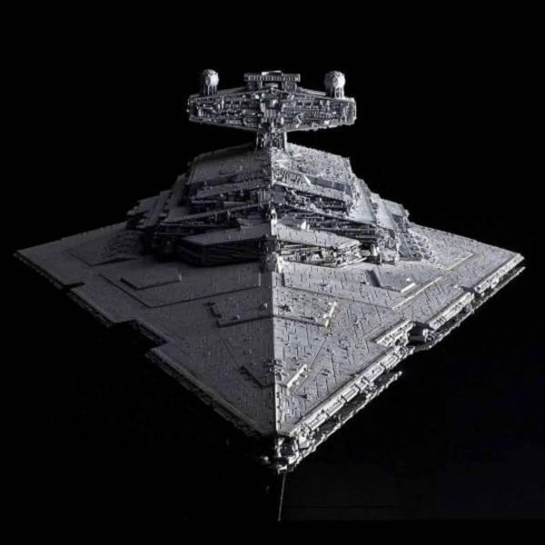 [限量再生產8月] 1/5000 STAR WARS 星際大戰 帝國 滅星者號 戰艦 組裝模型  BANDAI,STAR WARS,星際大戰,1/5000,滅星者,組裝模型