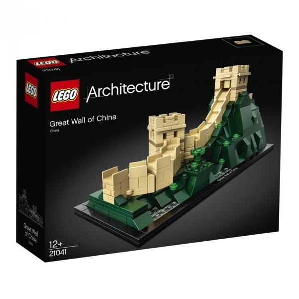 LEGO 樂高 世界建築系列 21041 萬里長城 LEGO,樂高,世界建築系列,21041,萬里長城