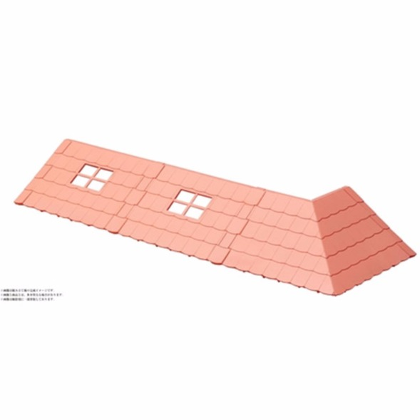 HACO ROOM 組裝模型 小熊學校 紅色屋頂組 HACO ROOM ,組裝模型, 小熊學校 ,紅色屋頂組