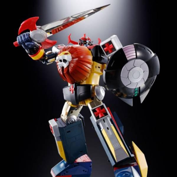 BANDAI 超合金魂 GX-59R 未來合體 巨獸王 BANDAI,超合金魂,GX-59R,未來合體,巨獸王
