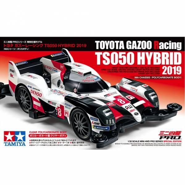 TAMIYA 田宮 1/32 #95533 迷你四驅車 軌道車 Toyota Gazoo Racing TS050 Hybrid 2019 (MA底盤) TAMIYA, 田宮, 1/32,95533, 迷你四驅車, 軌道車, Toyota, Gazoo Racing,TS050 Hybrid, 2019,MA底盤