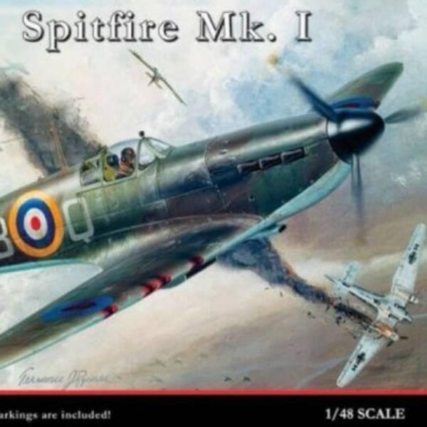 Pegasus 1/48 WW.II 噴火戰鬥機Spitfire Mk.I PH8410 組裝模型 Pegasus,1/48,WW.II,噴火戰鬥機,Spitfire Mk.I PH8410,組裝模型,