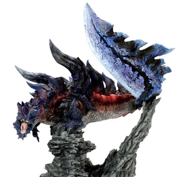 CAPCOM  魔物獵人魔物 魔物雕像 斬龍 復刻版 CAPCOM,魔物獵人,魔物雕像,斬龍,復刻版