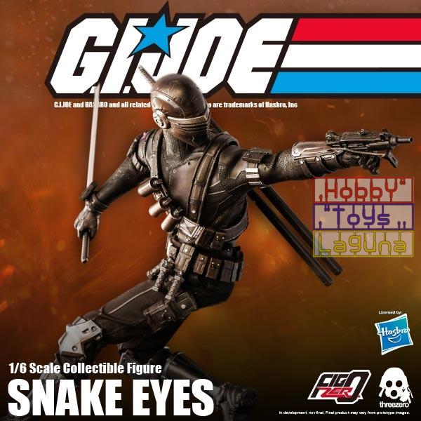 THREE ZERO 特種部隊 1/6蛇眼 30cm THREE ZERO,特種部隊,1/6,蛇眼,30cm,