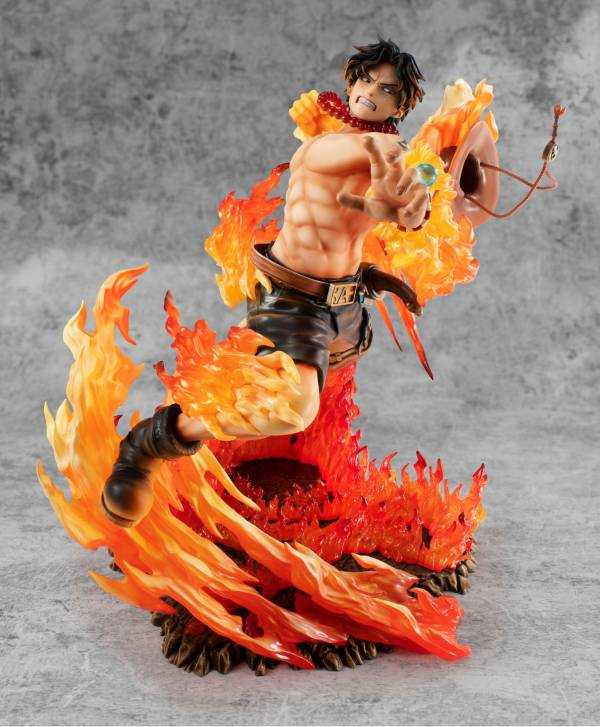 Megahouse / P.O.P / 海賊王 NEO-MAXIMUM / 波特卡斯·D·艾斯 15th LIMIED Ver. Megahouse,P.O.P,海賊王,NEO-MAXIMUM,波特卡斯·D·艾斯,15th LIMIED Ver.