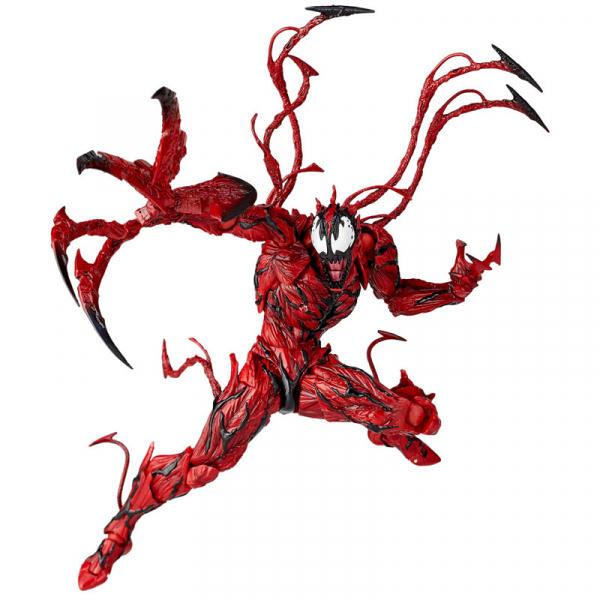 KAIYODO / AMAZING YAMAGUCHI  山口可動 / 漫威MARVEL /  血蜘蛛 Carnage KAIYODO,AMAZING YAMAGUCHI ,山口可動,漫威,MARVEL,血蜘蛛,Carnage