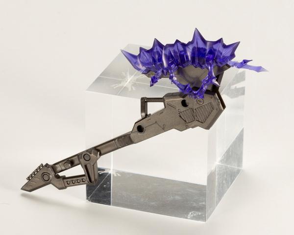 Kotobukiya / 壽屋 / MSG武裝零件 / 吉他電斧EX 透明紫 SP003  組裝模型 Kotobukiya,壽屋,MSG武裝零件,吉他電斧EX,透明紫,SP003