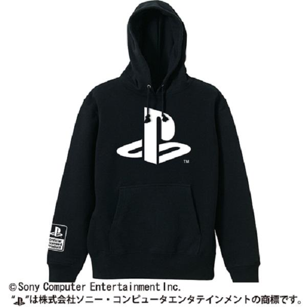 COSPA Sony PlayStation Family Mark 長袖連帽T恤 黑色 COSPA,Sony,PlayStation Family Mark,長袖連帽T恤,黑色