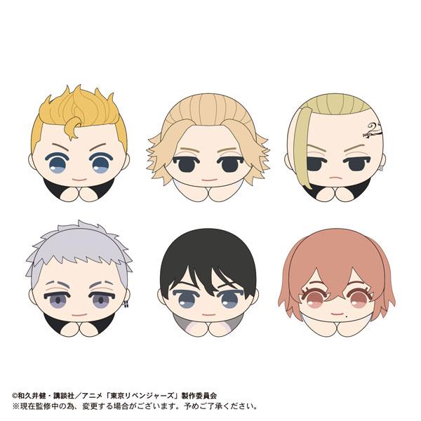MAX LIMITED 盒玩 東京復仇者 抱抱角色 玩偶收藏集 全6種 一中盒6入販售  MAX LIMITED,盒玩,東京復仇者,抱抱角色,玩偶收藏集,全6種,一中盒6入販售,