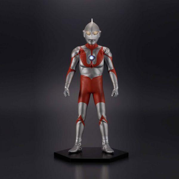 KAIYODO 海洋堂 經典角色系列 超人力霸王 C type 35cm KAIYODO,海洋堂,超人力霸王,C type,