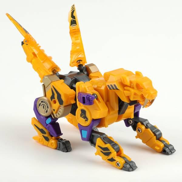 52toys 猛獸匣 Beast Box 虎道 Torado BB-20  52toys,猛獸匣,Beast Box,虎道 Torado,BB-20