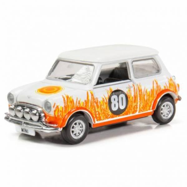 TINY Mini Cooper Mk 1 1980年代 外賣杯 合金完成品 TINY,Mini Cooper Mk 1,1980年代,外賣杯