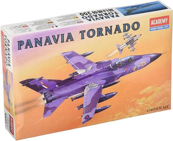 Academy 愛德美 1/144 PANAVIA TORNADO 龍捲風戰機 組裝模型 Academy 愛德美, 1/144, PANAVIA TORNADO, 龍捲風戰機, 組裝模型