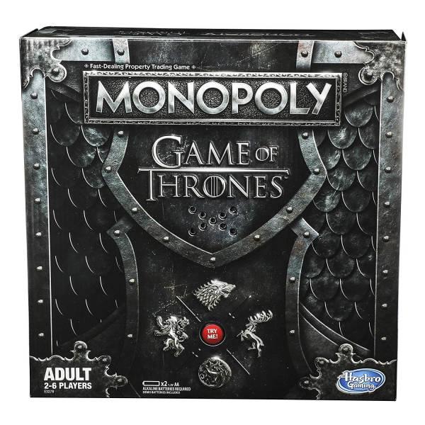 [少量現貨] Hasbro / 孩之寶 / 地產大亨 Monopoly / 冰與火之歌: 權力遊戲 大人版 Adult Edition    Hasbro,孩之寶,地產大亨,Monopoly,冰與火之歌: 權力遊戲,大人版