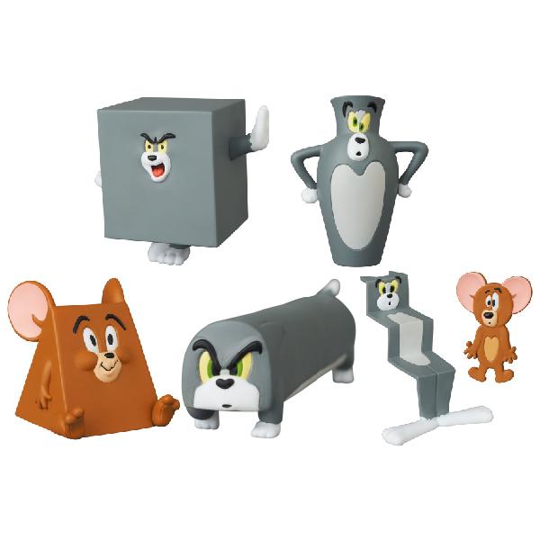 Medicom Toy UDF 湯姆貓與傑利鼠#2 全5種 個別販售   Medicom Toy,UDF,湯姆貓與傑利鼠,#2,全5種,個別販售,