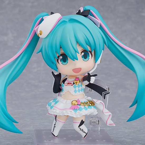 GOOD SMILE / 黏土人 / 初音未來GT計畫 / RACING MIKU 2019Ver. GOOD SMILE,黏土人,初音未來GT計畫,RACING,MIKU,2019Ver.