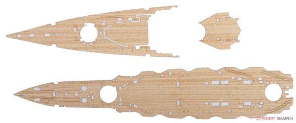 FUJIMI 1/700 特37EX102 日本海軍戦艦 比叡 專用木甲板 付艦名展示銘牌 FUJIMI,1/700,特37EX102,日本海軍戦艦,比叡,專用木甲板 付艦名展示銘牌