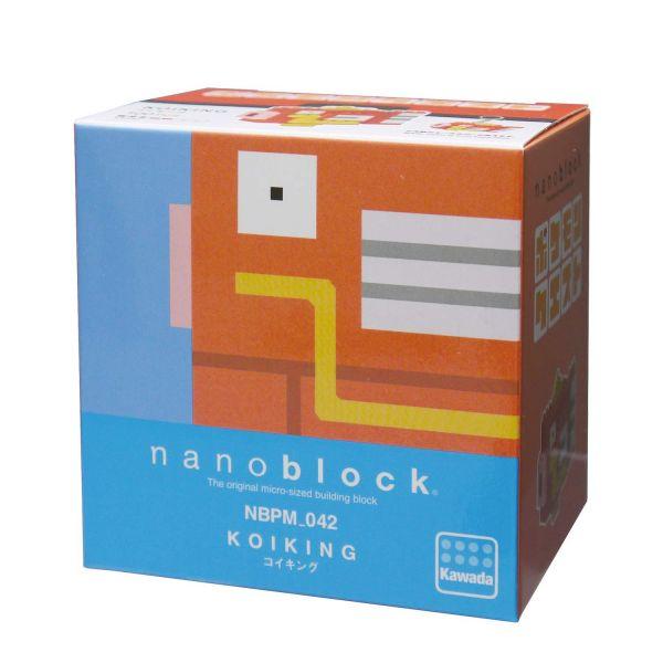 KAWADA nanoblock POKEMON QUEST 鯉魚王 NBPM_042 KAWADA,nanoblock,POKEMON QUEST,鯉魚王,NBPM_042