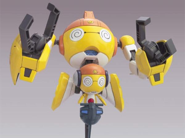 BANDAI / KERORO軍曹 / #10 / Kararu / 機器人 BANDAI,KERORO軍曹,#10,Kararu,機器人