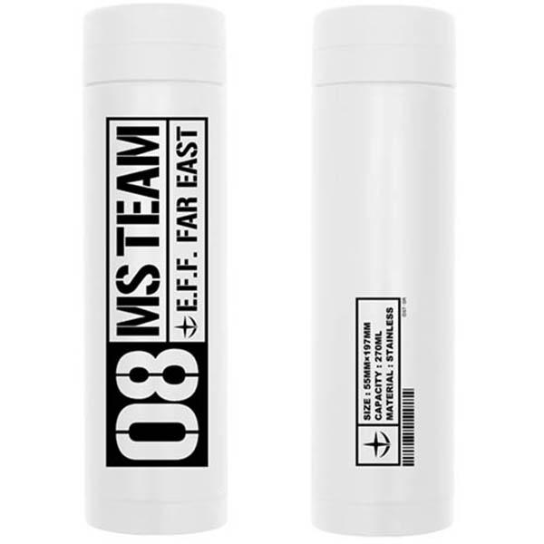 COSPA 機動戰士鋼彈 第08MS小隊 白色 保溫瓶 270ml COSPA,機動戰士鋼彈,第08MS小隊,白色,保溫瓶,270ml