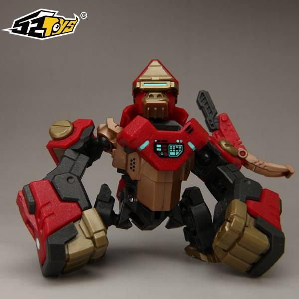 52Toys / 猛獸匣 BEAST BOX / 大猩猩 JOSTARK 喬斯塔克 BB03 52Toys,猛獸匣,BEAST BOX,猩猩,JOSTARK,喬斯塔克,BB03