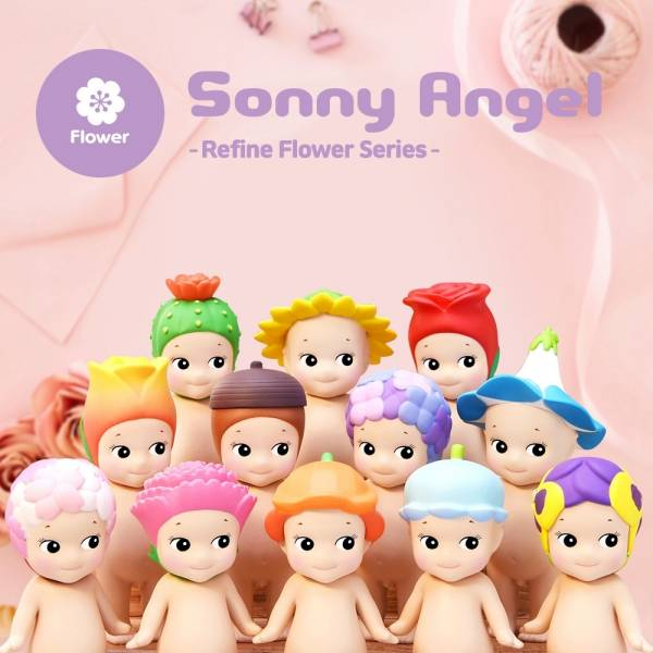 DREAMS 盒玩 SonnyAngel Minifigure 花卉系列1 全12種+1隱藏 盲盒 DREAMS,盒玩,SonnyAngel,Minifigure,花卉系列1